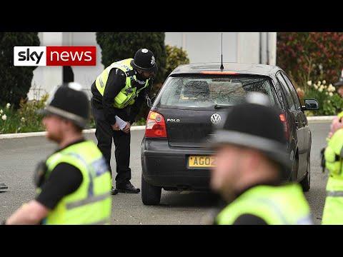 Coronavirus: Police are doing something 'unprecedented'