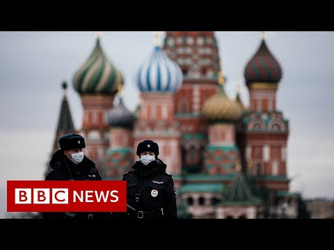 Coronavirus: Moscow goes into lockdown – BBC News