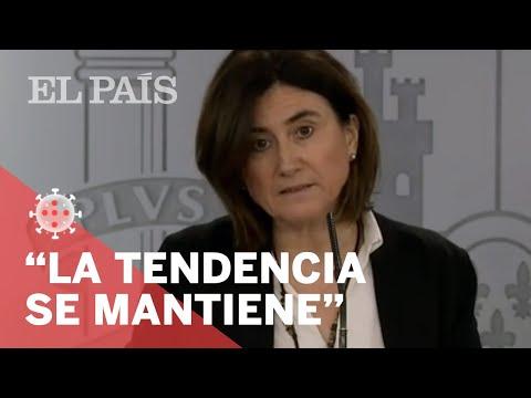#CORONAVIRUS   ESPAÑA registra 849 MUERTOS más, el MÁXIMO diario