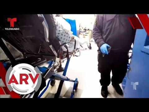 Coronavirus: Nueva York registra una muerte por el virus cada 3 minutos   Al Rojo Vivo   Telemundo
