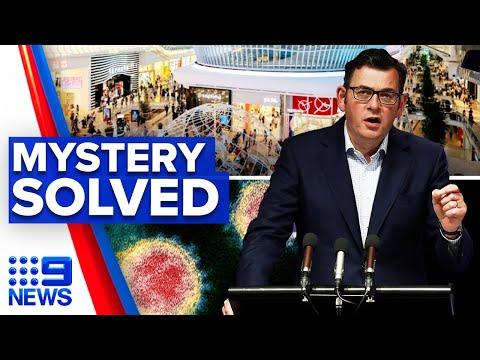 Coronavirus: Victoria mystery case linked to NSW | 9 News Australia