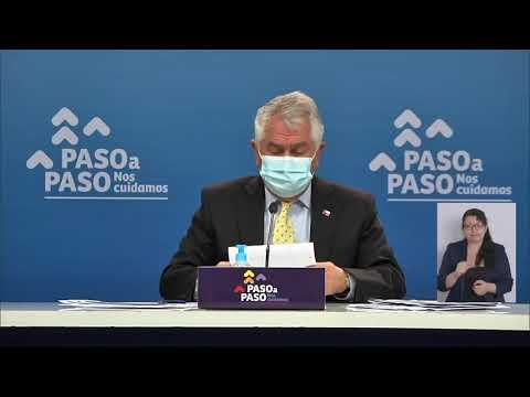 Coronavirus en Chile: balance oficial 7 de enero