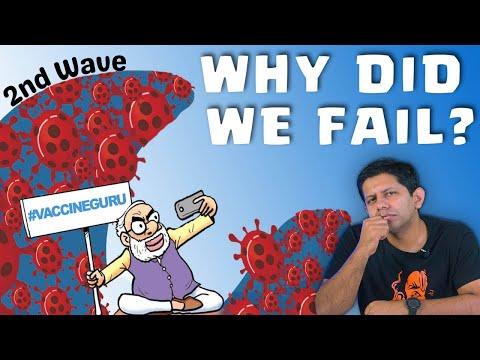 What caused #SecondWave of Coronavirus in India? | The Deshbhakt with Akash Banerjee
