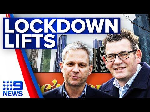 Victoria's fifth lockdown to lift at midnight   Coronavirus   9 News Australia