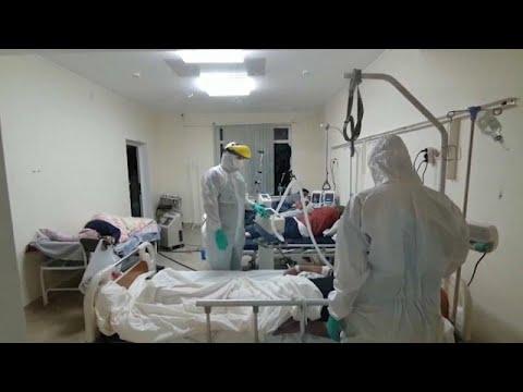 Récord de fallecidos por coronavirus en Rusia: 999 en un solo día